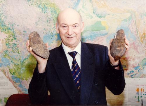 Борис Васильевич Олейников